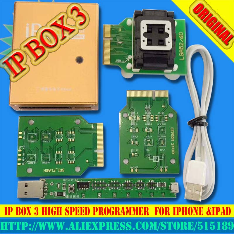 IP box v3 IP BOX 3 high speed programmer for phone pad hard disk programmers4s 5 5c 5s 6 6plus memory upgrade tools 16g to128gbIP box v3 IP BOX 3 high speed programmer for phone pad hard disk programmers4s 5 5c 5s 6 6plus memory upgrade tools 16g to128gb