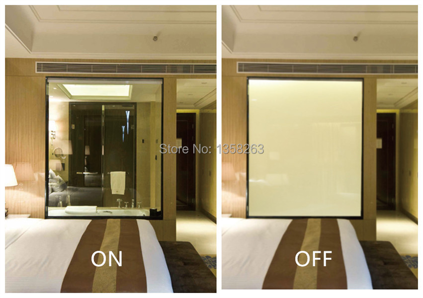 Switchable privacy glass cost