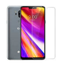 2pcs/lot Tempered Glass For LG G7 2.5D Mobile phone protecti