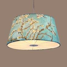 Nordic home decor hanglamp living room bedroom restaurant pendant light modern garden art personality creative lighting