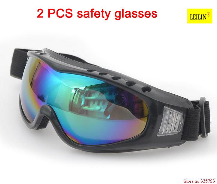 2pcs Outdoor Sport Ski Goggle Men Women Snowboard Snow Glasses Motorcycle Motocross Goggles Clear Lens Anti-Fog Skiing Eyewear 100% brand barstow retro motorcycle glasses anti fog wind skiing glasses mtb road eyewear tear off film cycling glasses men
