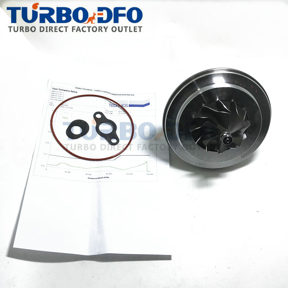 K04 0200 Turbolader cartridge 53049880184 for Opel Insignia 2 0 Turbo 162Kw 220HP A20NHT turbo core