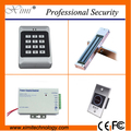 RFID Reader door access control with keypad single door access control system with electromagnetic lock power supply standalone
