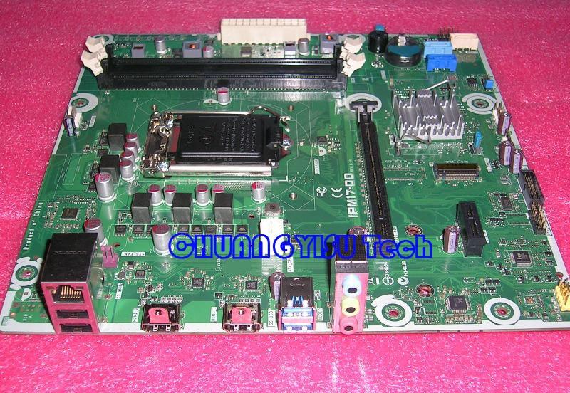 US $119 9  Free shipping CHUANGYISU for original Z170 motherboard IPM17 DD  V1 04,799929 001,799929 501,DDR3L,socket 1151,work perfectl-in Motherboards