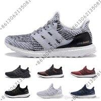 boost 3.0 5.0 Running Shoes for Men Women high quality Triple Black White Primeknit Oreo Blue ultraboost Sports Sneakers
