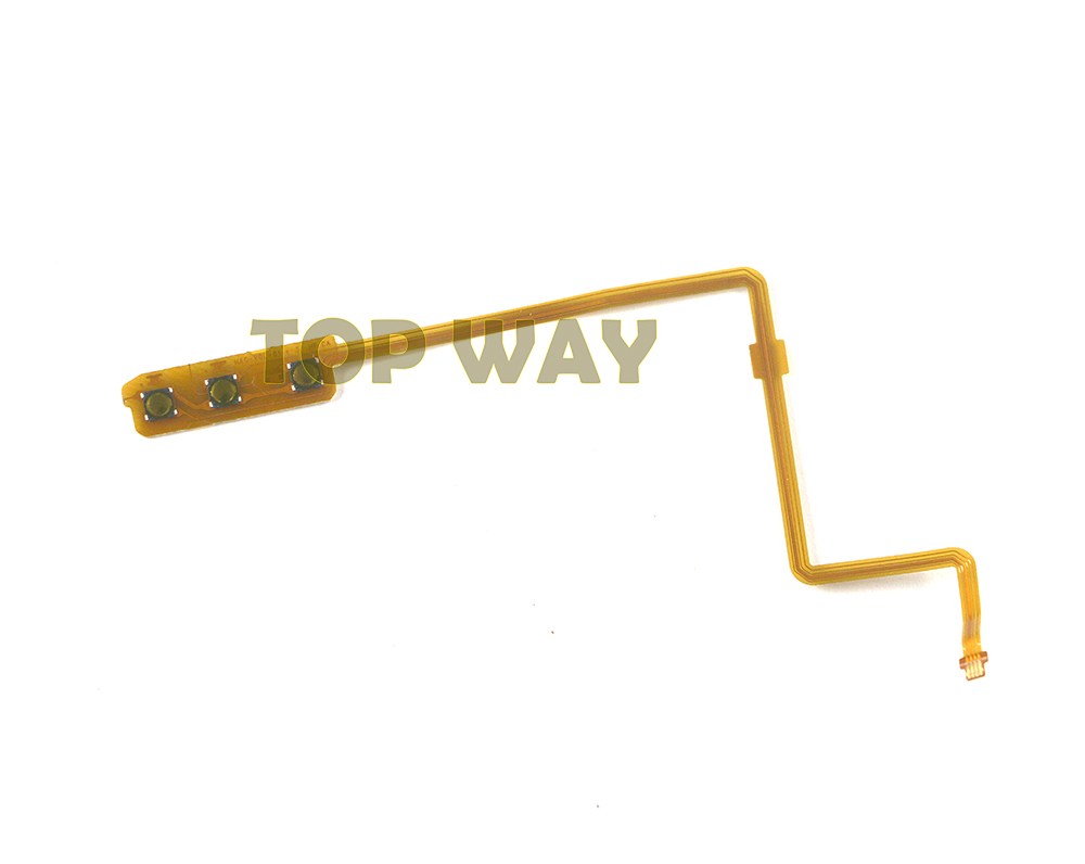 Power Sound Volume Ribbon Flex Cable For NX NS Nintendo Switch Replacement Parts