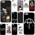 Oliver Sykes Bring Me the Horizon bmth Hard Case Transparent for iPhone 7 7 Plus 6 6s Plus 5 5S SE 5C 4 4S