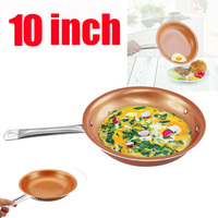 Grand Innovation Induction Based Non Stick Copper Ceramic Coated Frying Pan 10 5 Inches KGI 2283