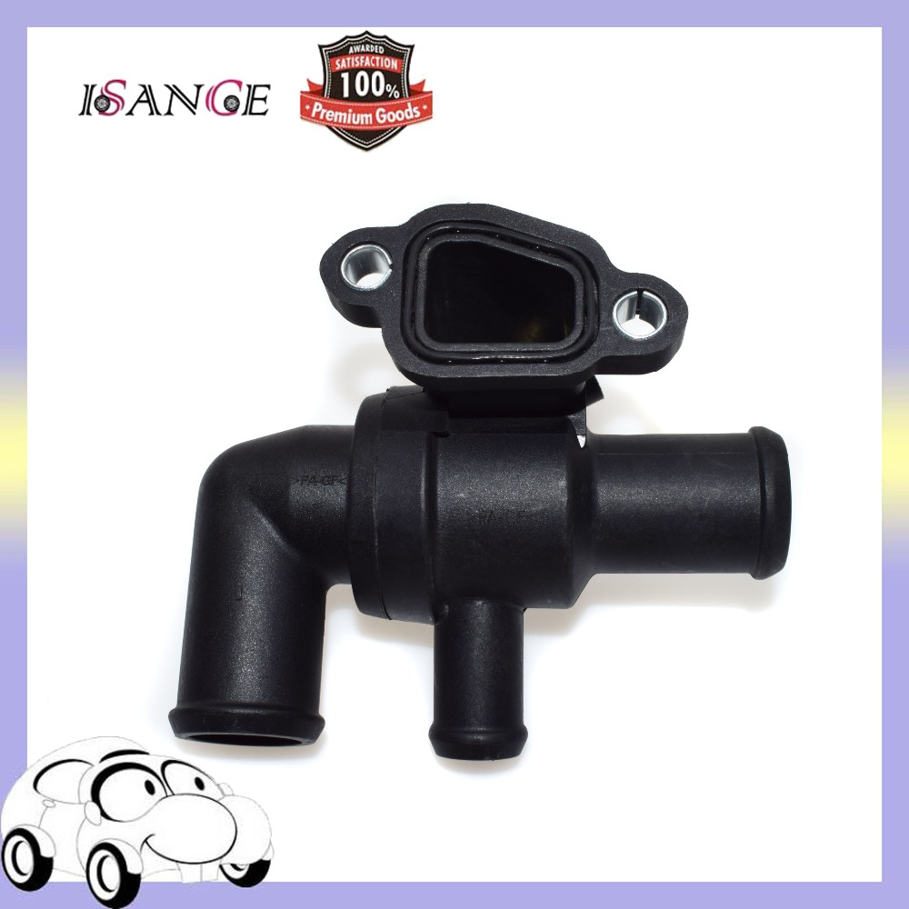 us $27 1 20% off isance engine coolant thermostat housing 1602000315 for smart cabrio city coupe crossblade fortwo cabrio roadster 2003 2005 on Engine Coolant Thermostat