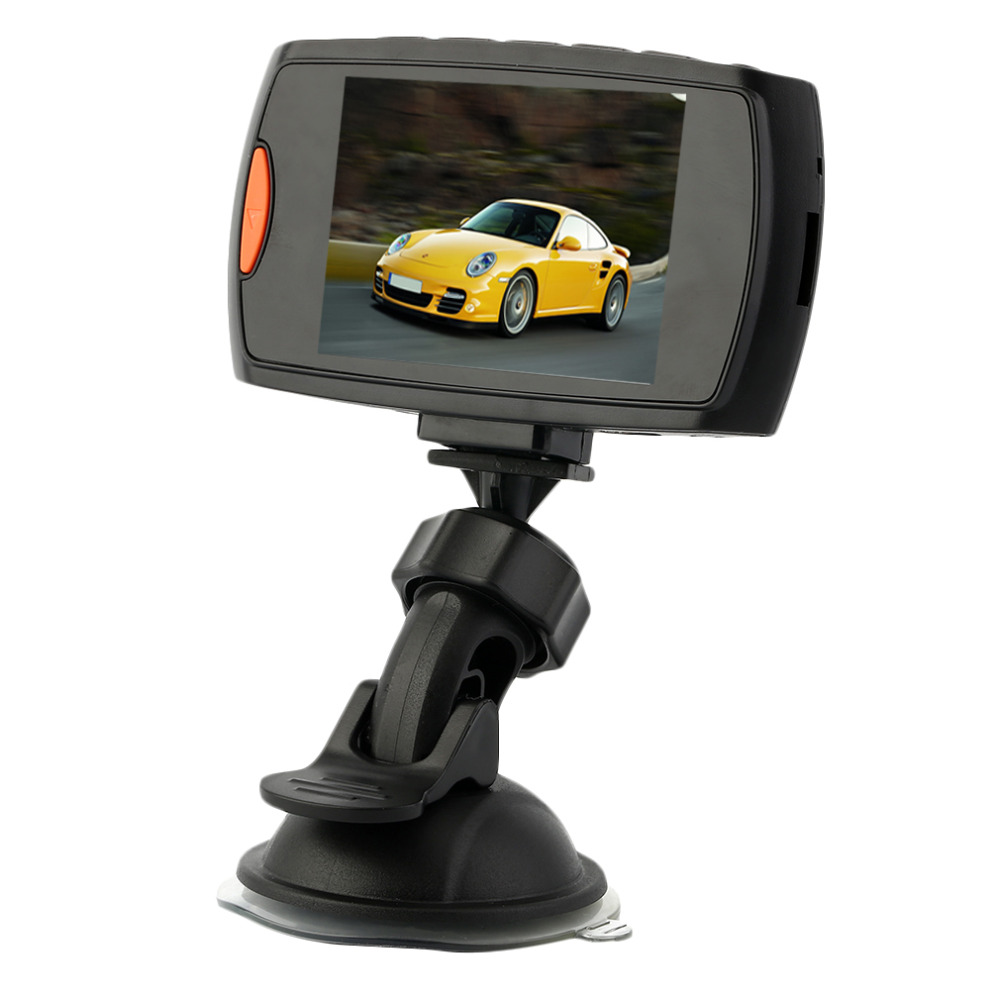 Car Camera G30 2.4 Full HD 1080P Car DVR Video Recorder Dash Cam 120 Degree Wide Angle Motion Detection Night Vision G-Sensor