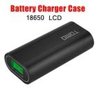 TOMO M2 18650 Lithium Battery Charger 3.7 V 18650 charging 2 Slots Smart charger LCD display Power Bank ( NO Battery)