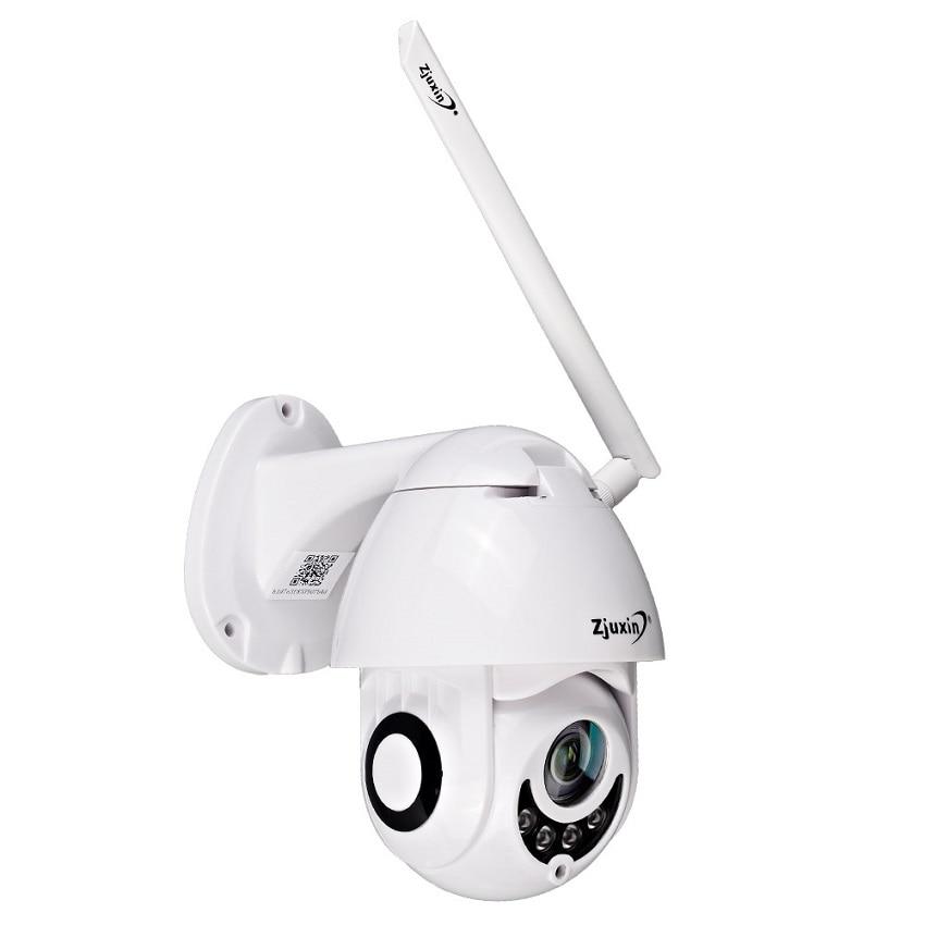 PTZ IP Camera HD 1080P 2MP Outdoor Onvif Speed Dome CCTV Waterproof security surveillance ipcam exterior
