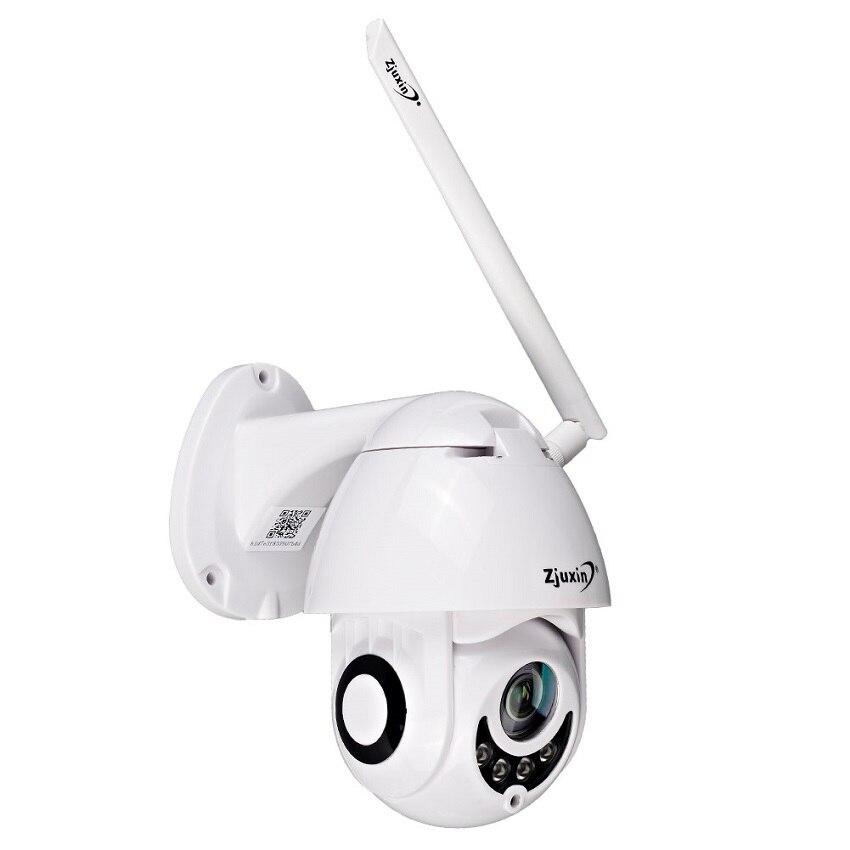 PTZ IP Camera HD 1080P 2MP Outdoor Onvif Speed Dome CCTV Waterproof security surveillance ipcam exterior camara de vigilancia