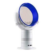 W128 Blattlosen Ventilator Lila Blauen Tisch/Boden Elektrische Blattloser  Ventilator Mit Fernbedienung 220 V Kein