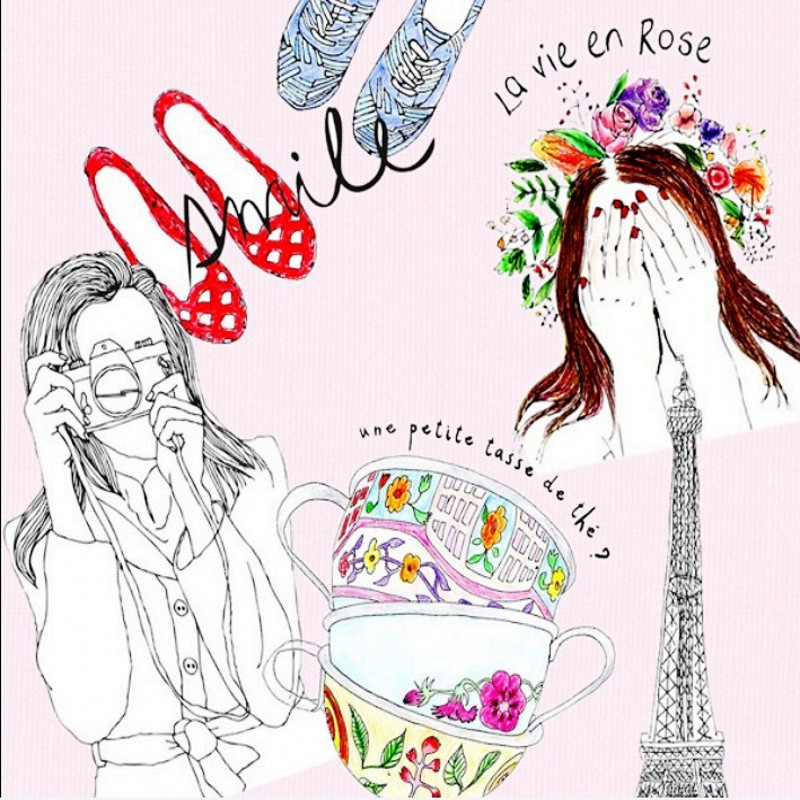 96 Pages PARIS SECRET Coloring Book For Children Adult Fashion Relieve Stress Painting Drawing Antistress Books Coloriage Adulte In From Office