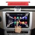 2 Din Dual Core 8 Дюймов Автомобиля Android Bluetooth Dvd-плеер Сенсорный Экран HD Видео Игроков WiFi Многофункциональный GPS Навигации