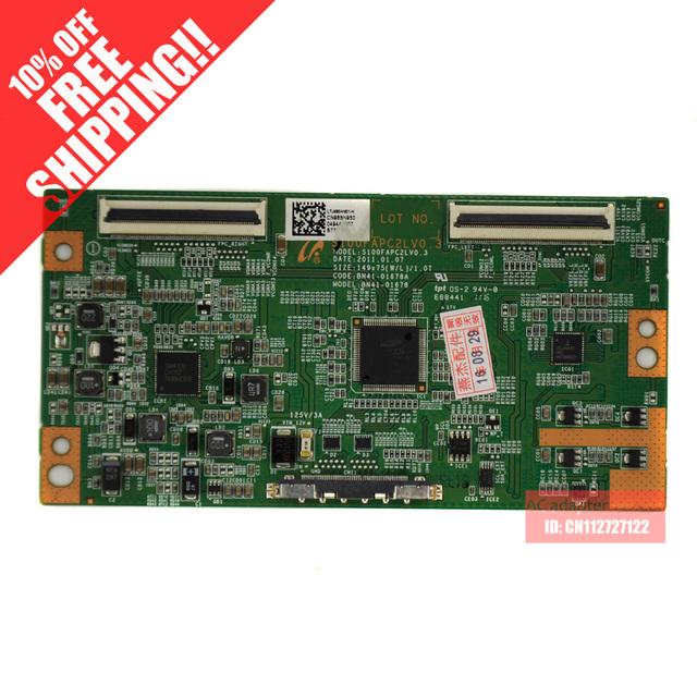 Para samsung ua40d5000pr s100fapc2lv0.3 bn41-01678a ltf460hn01/l placa lógica