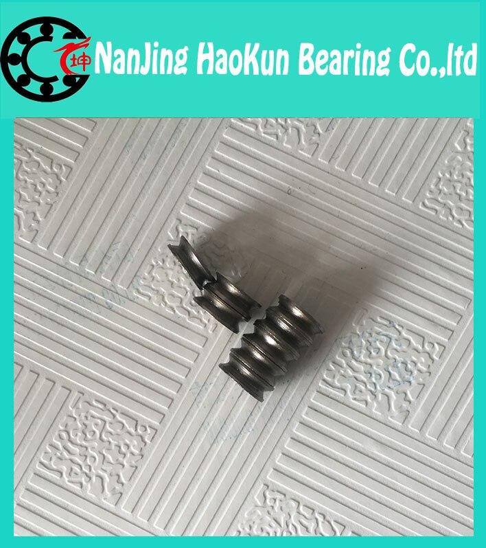 10pcs/lot  V623 open type V groove ball bearings 3x10x3 mm pulley roller wheel bearing 3*10*3 кольцо для полотенца fbs esperado хром esp 022