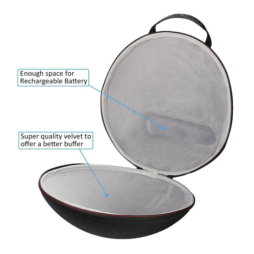 LTGEM Storage Protable Travel Carrying CASE / Bag For Harman Kardon Onyx Studio 1, 2 & 3 &4 Bluetooth Wireless Speaker