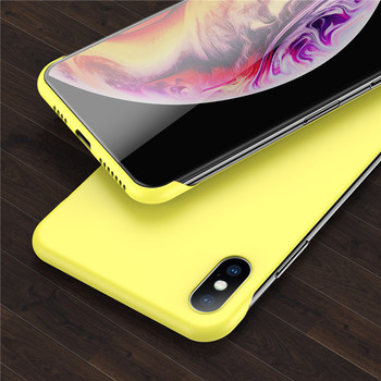 Pink Cover Case iPhone Xs Max