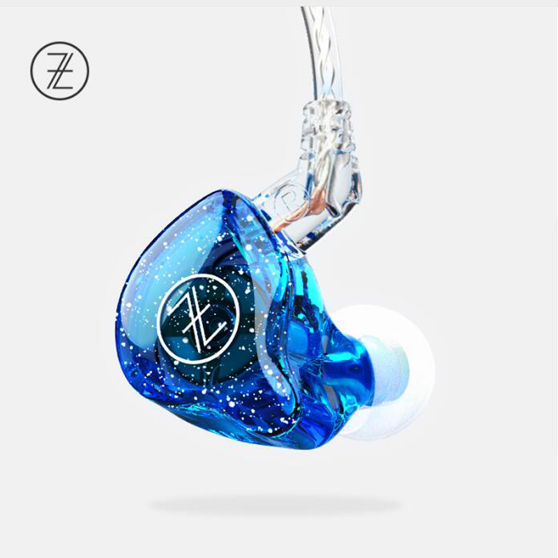 TFZ/ T1 In-ear professional Noise Cancelling Custom In Ear Earphones 3.5mm studio audiophile music monitor Dual Dynamic hifi цены