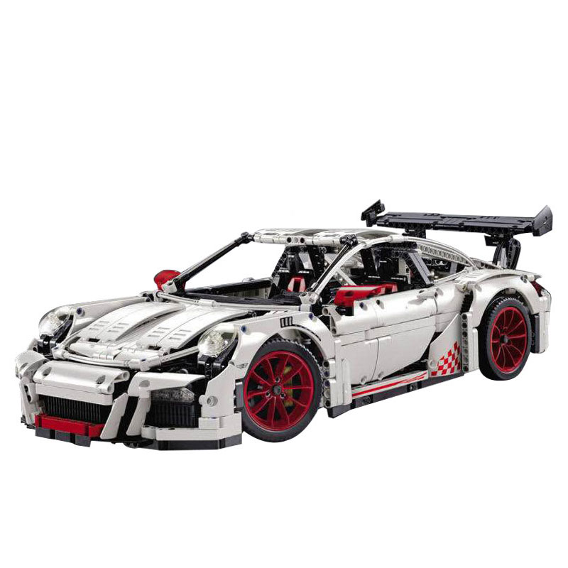 Lepin Technic Series 20001B New Classic DIY Race Car Set Model Building Kits Blocks Bricks Children Toys Christmas Gift doinbby store 21004 1158pcs with original box technic series f40 sports car model building blocks bricks 10248 children toys