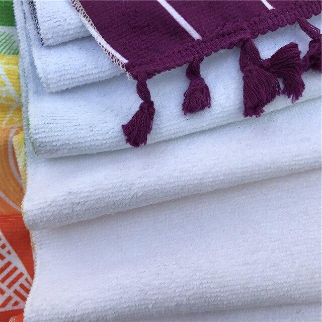 Better Quality Made Of Microfiber Bohemia India Mandala Blanket 7 Chakra Rainbow Tapestry Beach Towel Yoga Mat 6