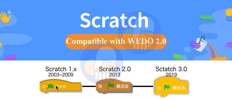 45300 wedo 2.0 educacional diy brinquedos