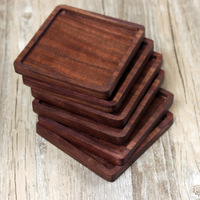 Dessous de verre en bois 4