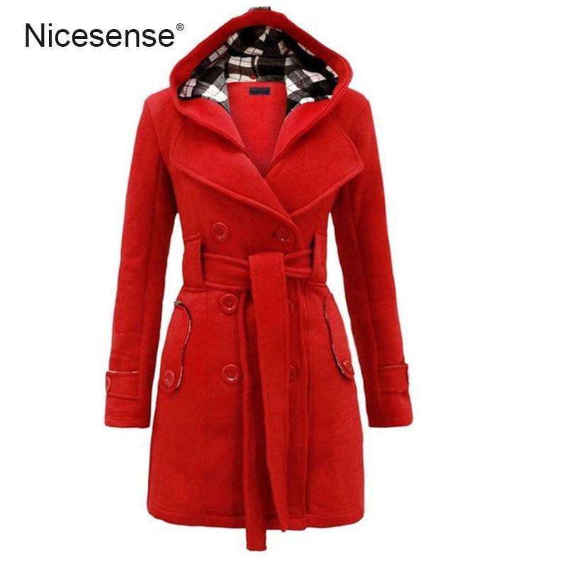 50218e1e0730 NicesensE winter coat women sobretudo poncho casaco feminino abrigos mujer  invierno 2017 manteau female overcoat manteau femmeUSD 69.99 piece designer  ...