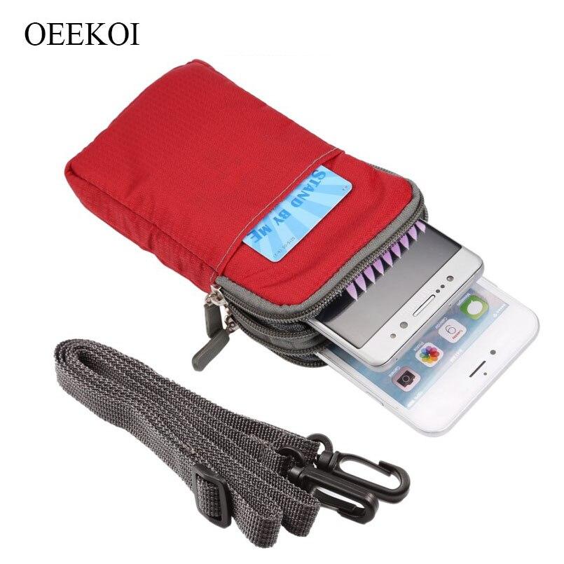 OEEKOI Multi-Function Belt Clip Sport Bag Pouch Case for Samsung Z3 LTE/ATIV SE/Z3/Z/ATIV S Neo/ATIV S/Focus S/Z2/Z1 Duos/Legend