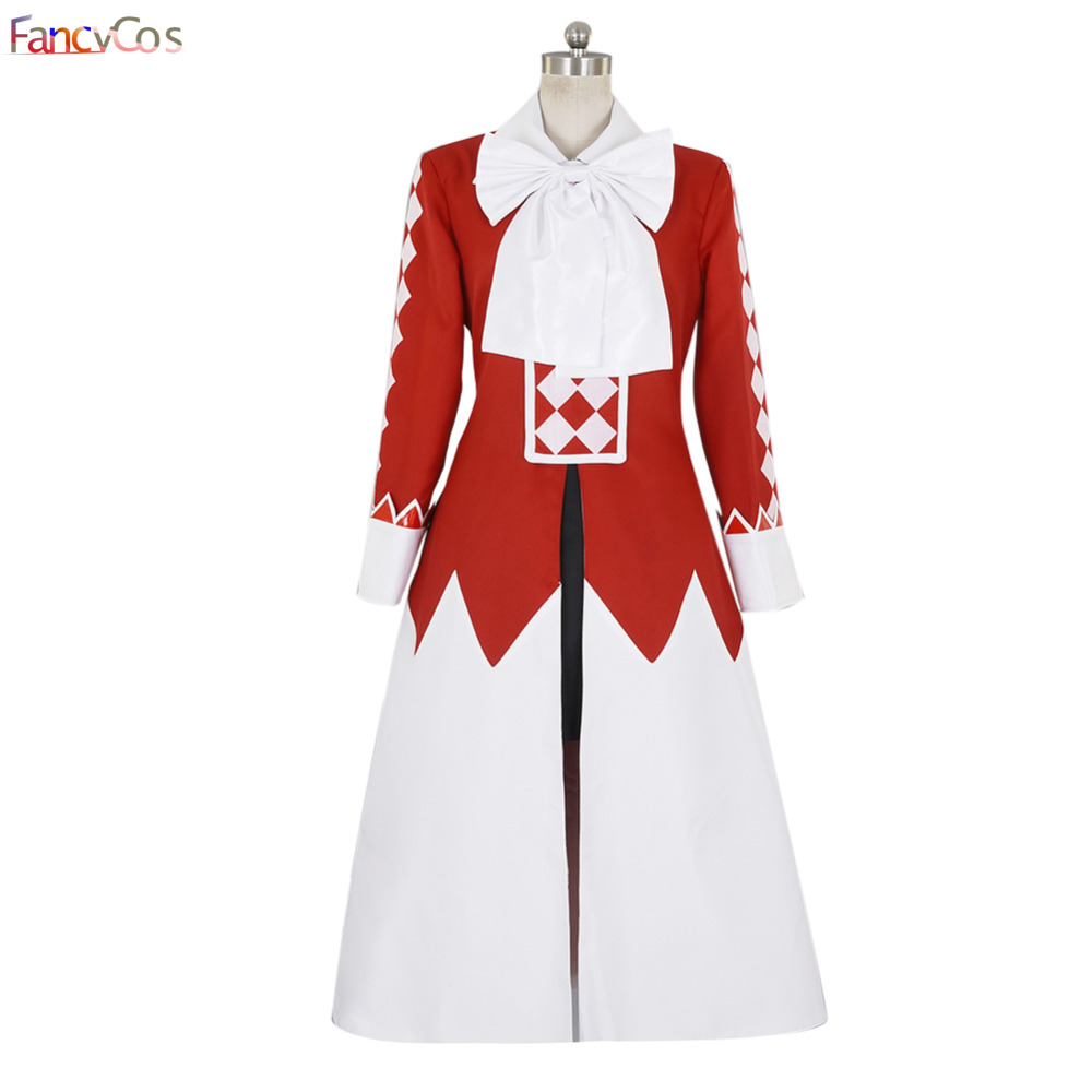 Halloween Women's Pandora Hearts Alice Dress Cosplay Costumes Adult Costume Movie High Quality Deluxe