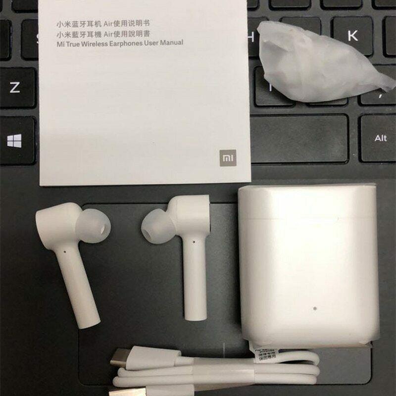 Xiao mi Airdots Pro mi Air TWSEJ01J sans fil Bluetooth écouteurs HD son réduction du bruit contrôle tactile Air pods