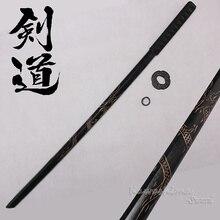 ФОТО Dragon Design Wooden Sword Samurai  Bokken Practice  Kendo Stick Bushido Katana