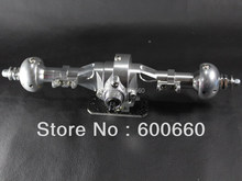 Complete Alloy Rear Axle for AX10, SCX-10 D90 Rc Crawler