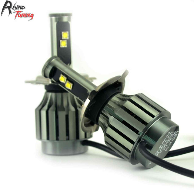 Rhino Tuning 2 ST 40 W H4 LED 2015 H Koplamp Bollen Auto LED ...