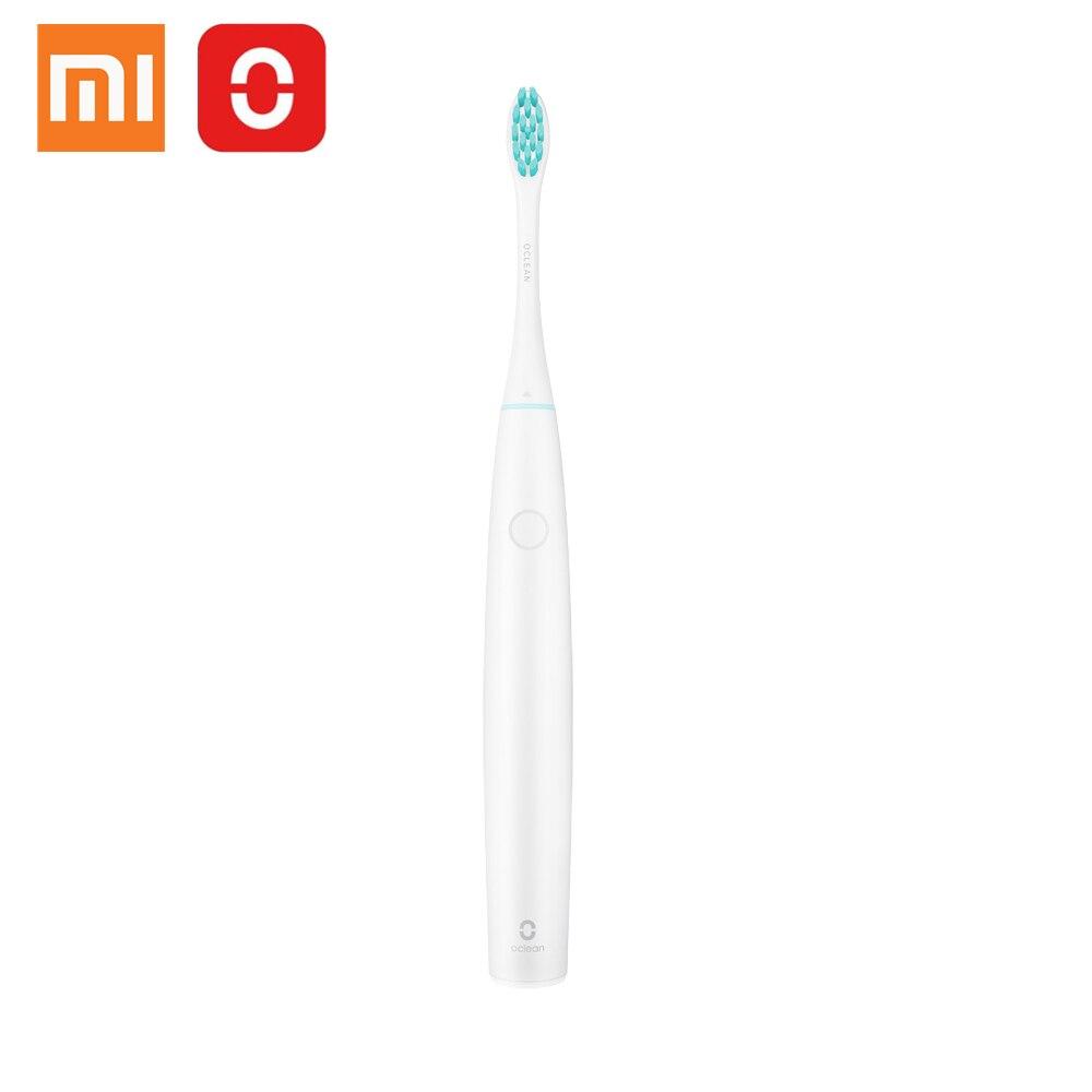 Оригинальный Xiiaomi Mijia Oclean Air Intelligent Sonic электрические зубные щётки Usb перезаряжаемые зуб кисточки приложение управление для взрослых