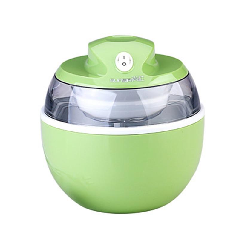 Machine à crème glacée 220 V maison lait de fruits maison bricolage fabricants de crème glacée robot culinaire