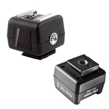 Viltrox – convertisseur de clé usb sans fil FC-8N, avec prise PC, pour Canon f, Nikon, Flash vers Sony, Minolta, DSLR