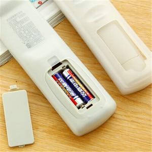 Image 3 - 1 pc 투명 원격 제어 커버 실리콘 tv 원격 제어 케이스 에어컨 먼지 보호 저장 가방 방수 홈