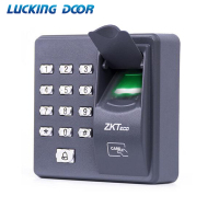 LUCKING DOOR Fingerprint Access Control System Entrance Password Keyboard Access Controller Id Card/Fingerprint/Password