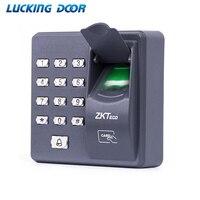 LUCKING DOOR Fingerprint Access Control System Entrance Password Keyboard Access Controller Id Card/Fingerprint/Password