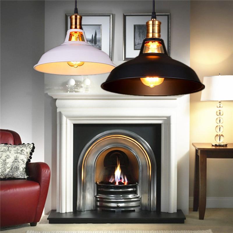 Adjustable Retro Pendant Lights Loft Pendant Lights Hanging Lamp Home Decomodern Pendant Ceiling Lamps