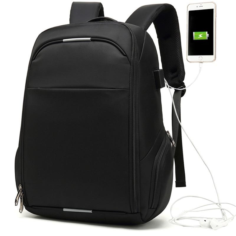 Large Capacity Laptop Backpack Men Women Mochila for 14-17Inch Notebook Rucksack School Bag Backpack for Teenager Travel Bag