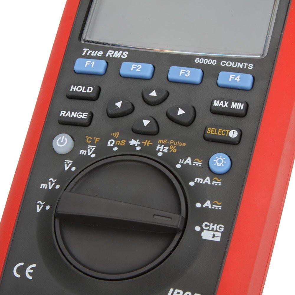 Uni-T UT181A Multimetr cyfrowy Tester True Rms Rejestrowanie danych - Przyrządy pomiarowe - Zdjęcie 4