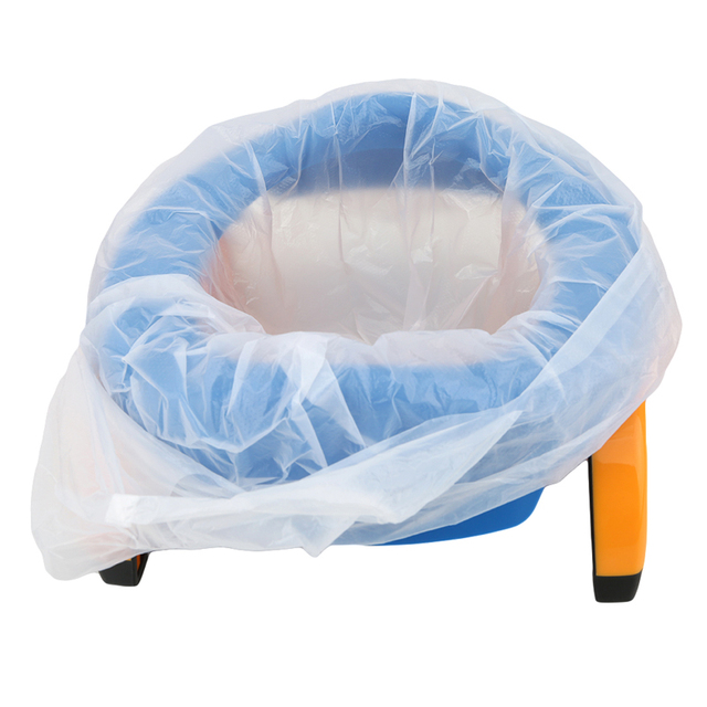 Baby Travel Potty Seat 2 in1 Portable Toilet Seat for Infants and Toddlers