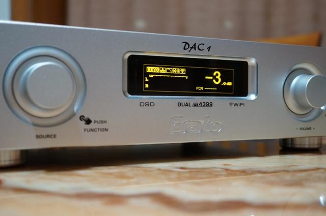 R-037 2*KA4399+USB+XMOS 24bit/192KHz DSD DAC MAC OS*ISO Android PC HiFi WiFi AES XLR IS2 BNC Coaxial Optical USB DAC Best sound