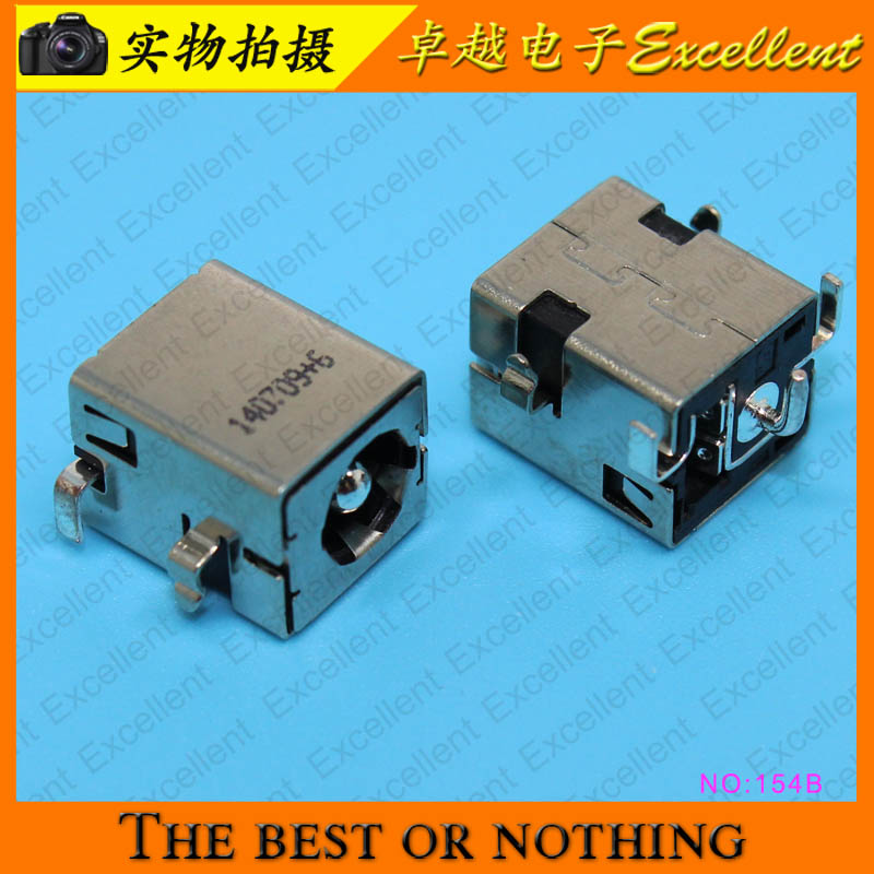YuXi bargain price 55X Lot New 2.5mm DC Power Jack for Asus A52/A53/K52/k53/U52/X52/X53/X54 -2.5pin yuxi 10 pcs free shipping new dc jack for asus x501 x501a x501a1 x501u dc power jack