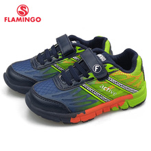 FLAMINGO Brand Summer Kids Shoes Leather Insoles Outdoor Sne