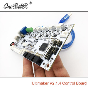 Image 4 - Ultimaker 2 V2.1.4 Control Board Generations Finished Board UM2 3D Printer Parts Special Supply Free Shipping